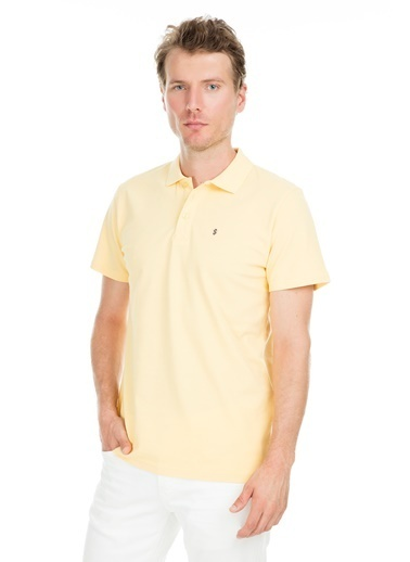 Sabri Özel Tişört Sarı
